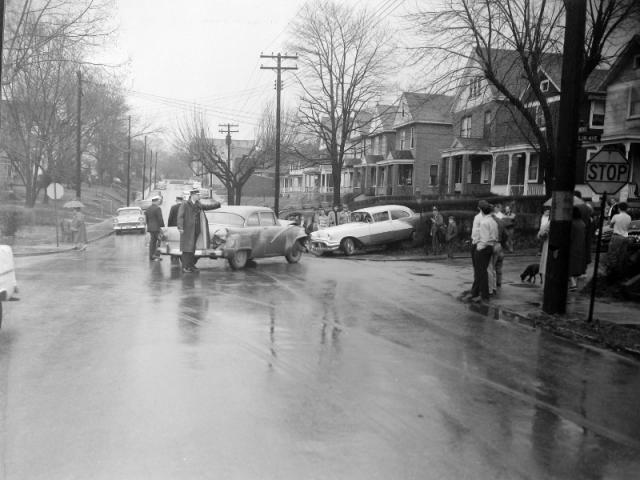 1957-2-10: Franklin and Elm