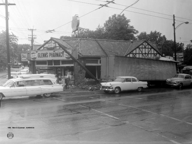 1964: Main and Quatman