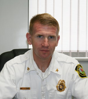 Norwood Police Chief